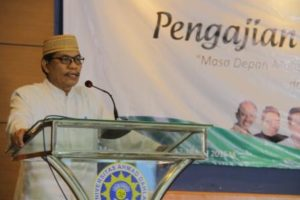 Kasiyarno UAD About Politic, Muhammadiyah Takes The Least Role jos